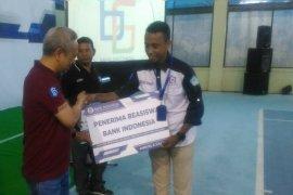 BI Maluku gelontorkan Rp1,2 miliar untuk beasiswa mahasiswa