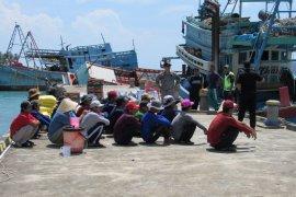 KKP tenggelamkan 516 kapal liar sejak 2014