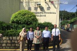 Empat warga Indonesia ditahan di Makau
