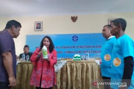 LIPI latih petani Belitung membuat POH dan fermentasi pakan ikan