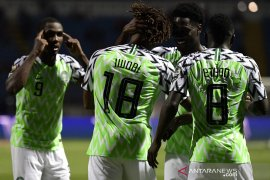 Nigeria singkirkan juara bertahan Kamerun dan capai perempat final Piala Afrika