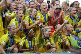 Pelatih Swedia: Medali perunggu jauh berbeda dari peringkat keempat