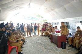 PT. NHM salurkan bantuan ke warga terdampak COVID-19 di Halut