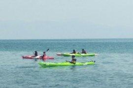 Tim Ekspedisi Kayak Pelajar Indonesia siap pecahkan Rekor MURI