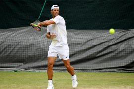 Petenis Nadal ke perempat final