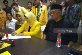 Golkar Milenial mendesak Cawabup Bekasi kader internal partai