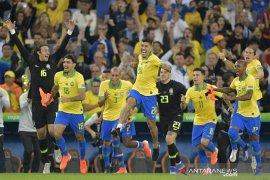Deretan fakta  di balik pesta juara Brasil