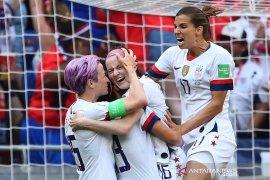 AS pertahankan gelar juara Piala Dunia Putri