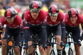 Tim INEOS bakal mundur dari Tour de France jika tak aman dari COVID-19