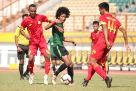 Pelatih sebut koordinasi timnas U-19 belum terjalin baik