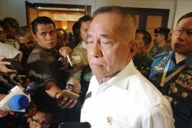 Menhan Ryamizard dukung anggota TNI daftar capim KPK