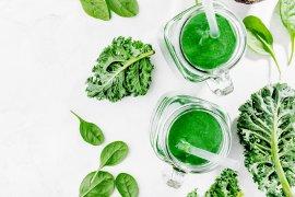 Jus kale baik untuk penyandang diabetes tipe 2