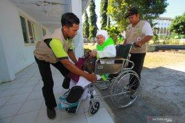 18 jamaah haji dari Embarkasi Banjarmasin wafat