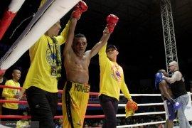 Tibo Monabesa berada dalam jalur penantang gelar juara dunia WBC