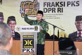 PKS hormati pertemuan Jokowi dengan Prabowo dan SBY