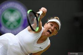 Petenis Halep lolos ke semifinal Wimbledon