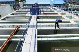 Debet sungai menurun ancam produksi air minum