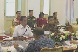 Presiden dorong Jateng kembangkan industri ekspor dan pariwisata