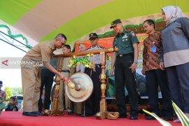 Kodim 0904 Paser Canangkan Kegiatan TNI Manunggal