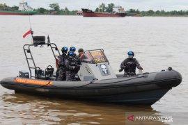 Lanal Banjarmasin antisipasi peredaran narkoba jalur air