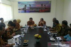 Gubernur Babel-Sumsel matangkan usulan pembangunan jembatan Selat Bangka