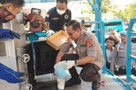 Polda bersama BNN Jambi musnahkan Barang bukti narkoba senilai 10 miliar