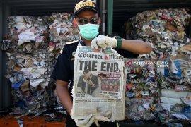 Bea Cukai ungkap sampah impor terpapar limbah di Surabaya