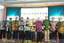 Enam gubernur di Pulau Sumatera hadiri rapat koordinasi di Bengkulu