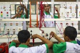 Indonesia bangun SDM dengan revitalisasi sarana dan prasarana balai latihan kerja