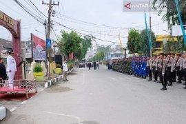 Wali Kota Irup HUT Bhayangkara di Tanjungbalai