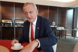 London alokasikan Rp52,9 triliun untuk membiayai infrastruktur Indonesia