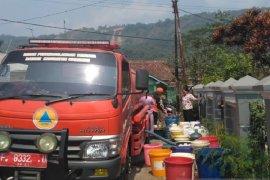 Ada tujuh Kecamatan di Sukabumi mulai kesulitan air bersih