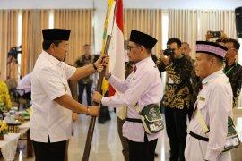 Gubernur Arinal Djunaidi Lepas Kloter Pertama Haji Lampung