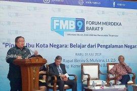 Bambang:  Memindahkan ibu kota negara bisa belajar dari Brasil