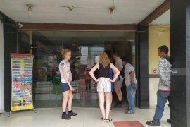 Wisatawan Prancis di jambret saat di Medan