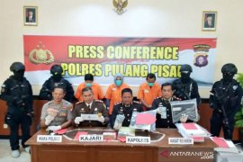 Polisi tetapkan tersangka korupsi dana pembangunan pasar