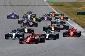 Pebalap antisipasi aspal baru Sirkuit Silverstone