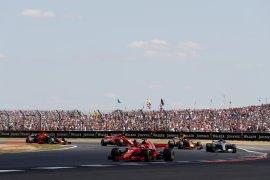 F1 perpanjang kontrak Sirkuit Silverstone