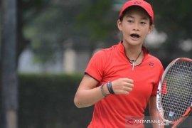 Petenis Priska cetak prestasi ke perempat final Wimbledon Junior