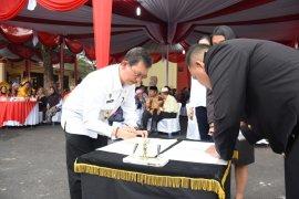Wakil Wali Kota Tebing Tinggi hadiri HUT Bhayangkara ke-73