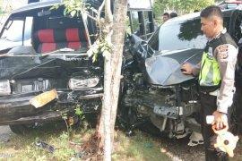 Tabrakan beruntun terjadi di jalan lintas nasional Aceh