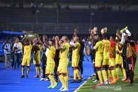 Benin bangga meski terhenti di perempat-final