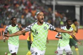 Nigeria kalahkan Afsel 2-1 untuk  melaju ke semifinal Piala Afrika