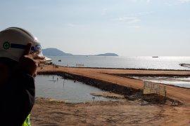 Pemerintah bangun Pelabuhan Kijing tunjang perpindahan ibu kota negara