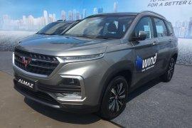 Kendaraan Wuling kenalkan Almaz tujuh penumpang berteknologi Wind