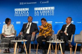 Menkominfo: Media cetak harus kembali menangkan keperayaan publik