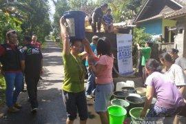 ACT Bantu Ribuan Liter Air Bersih di Tengah Kekeringan