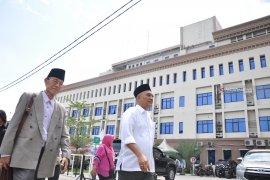 Komisi VIII DPR RI kesal lihat pelayanan haji di Embarkasi Medan