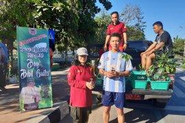 Giatkan revolusi hijau KPH bagi bibit gratis