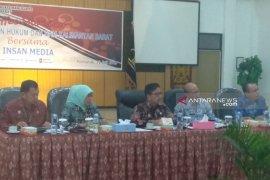 Zona Integritas WBK Kanwil Kemenkumham Kalbar menuju WBBM